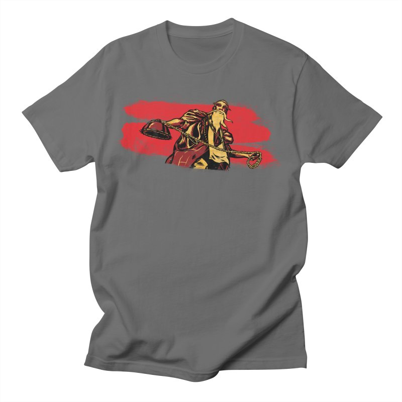 The Master of the Flying Guillotine Men's T-Shirt by legendaryweapons's Artist Shop