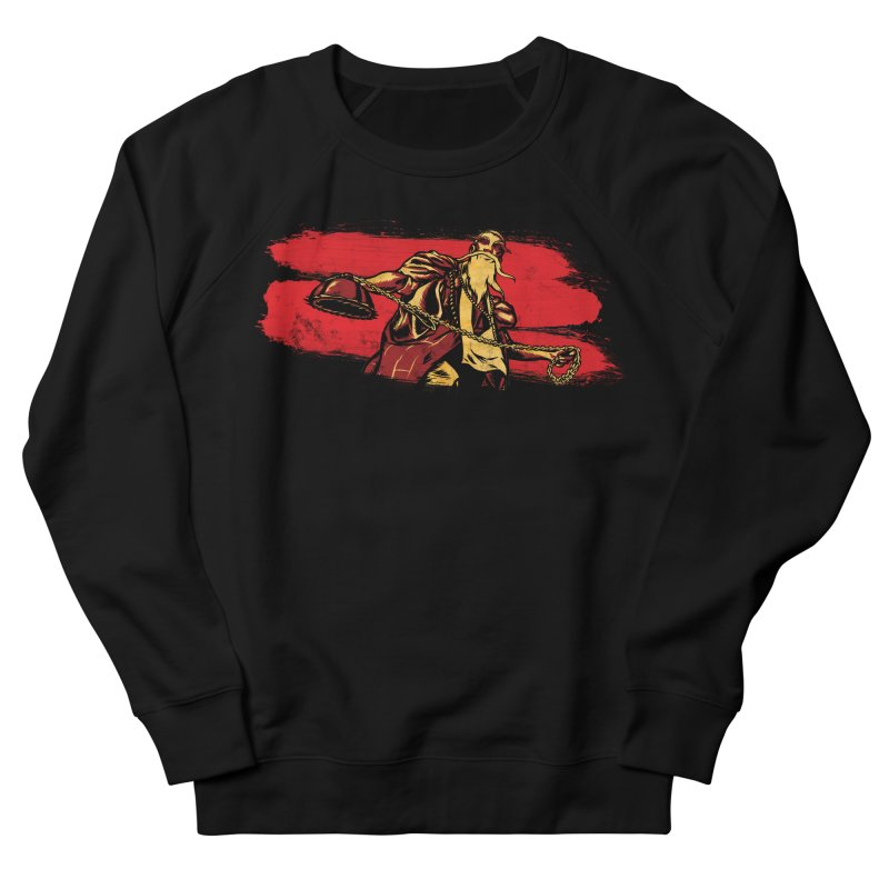 The Master of the Flying Guillotine Men's French Terry Sweatshirt by legendaryweapons's Artist Shop