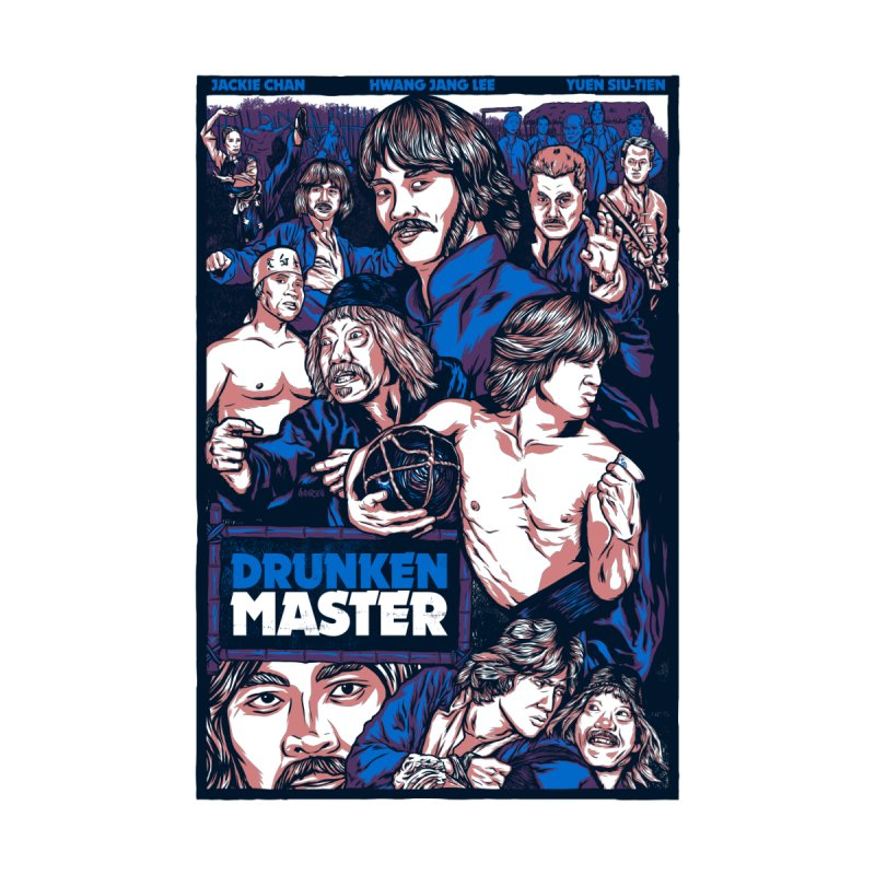 Drunken Master - Jackie Chan Men's Pullover Hoody by legendaryweapons's Artist Shop