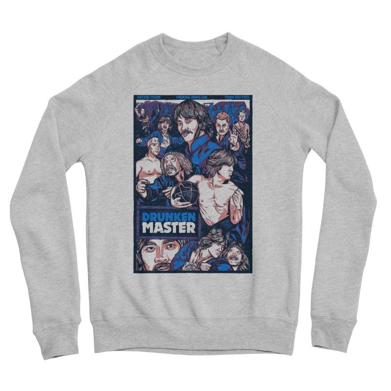 Drunken Master - Jackie Chan Men's Sweatshirt by legendaryweapons's Artist Shop