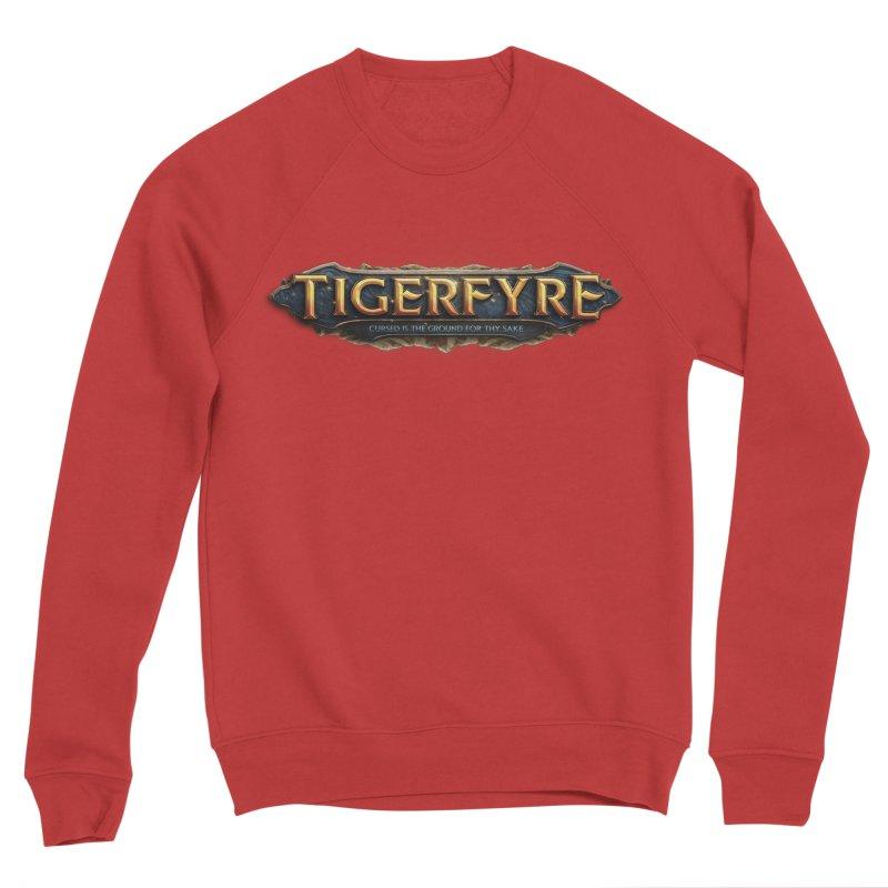 Tigerfyre - Cursed Is the Ground for Thy Sake Merch Men's Sponge Fleece Sweatshirt by Legend Studio Shop
