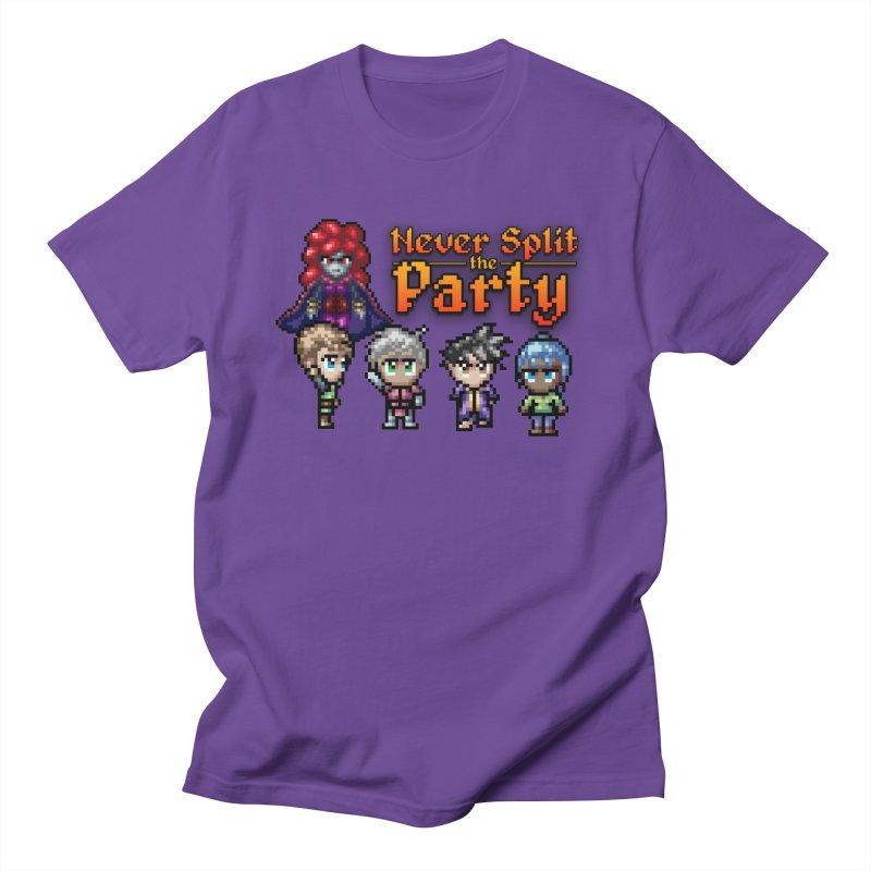 Never Split the Party Merch Women's T-Shirt by Legend Studio Shop