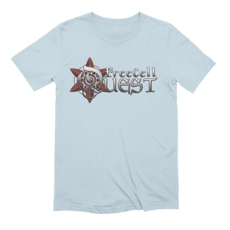 FreeCell Quest Merch Men's Extra Soft T-Shirt by Legend Studio Shop