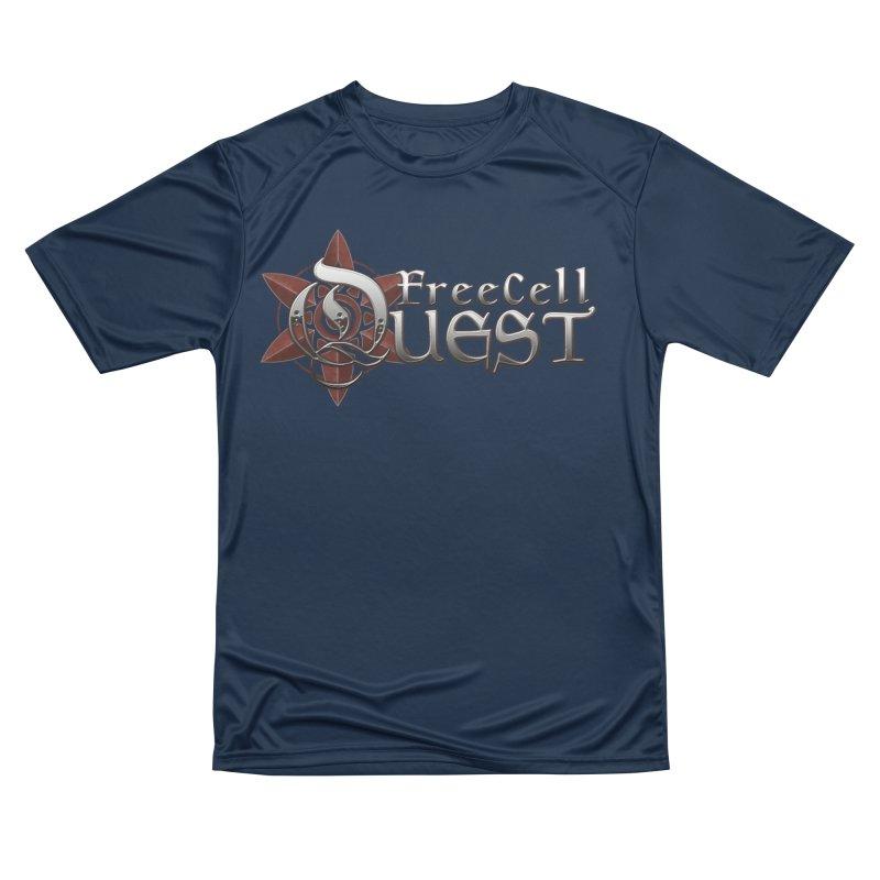 FreeCell Quest Merch Women's Performance Unisex T-Shirt by Legend Studio Shop