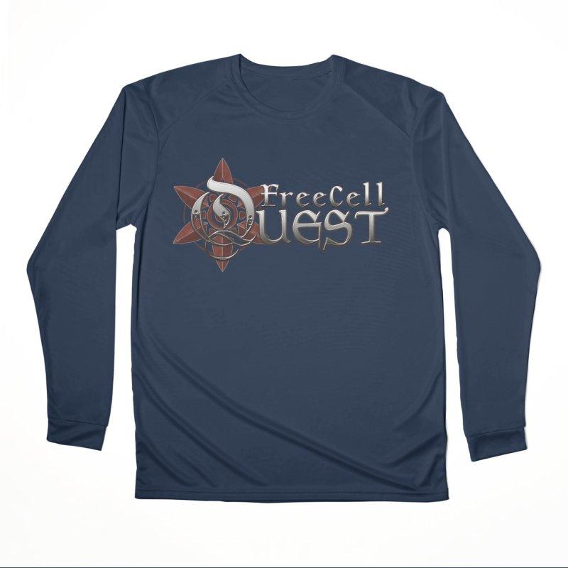 FreeCell Quest Merch Women's Performance Unisex Longsleeve T-Shirt by Legend Studio Shop