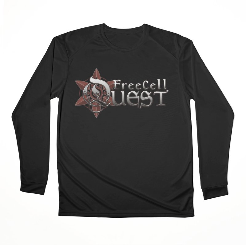 FreeCell Quest Merch Men's Performance Longsleeve T-Shirt by Legend Studio Shop