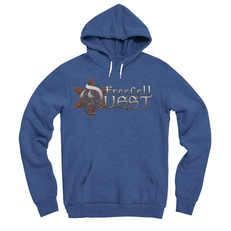 FreeCell Quest Merch Men's Sponge Fleece Pullover Hoody by Legend Studio Shop