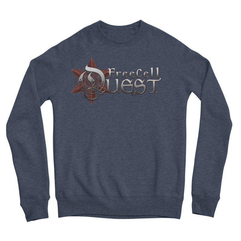 FreeCell Quest Merch Women's Sponge Fleece Sweatshirt by Legend Studio Shop