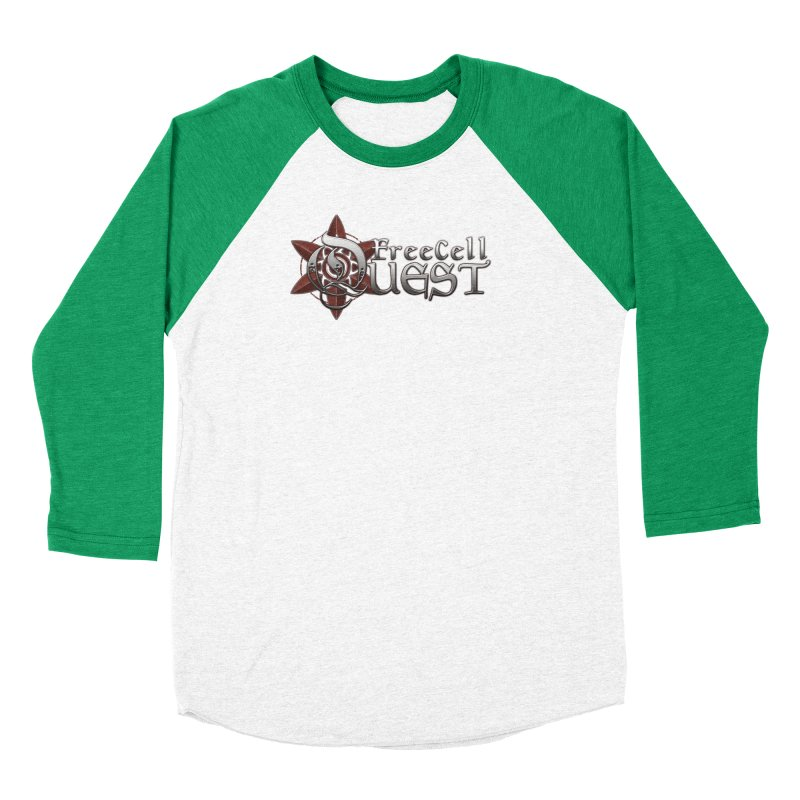 FreeCell Quest Merch Women's Longsleeve T-Shirt by Legend Studio Shop