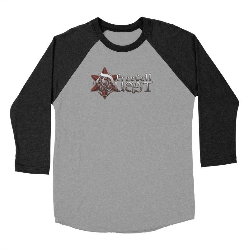FreeCell Quest Merch Women's Longsleeve T-Shirt by Legend Studio Shop