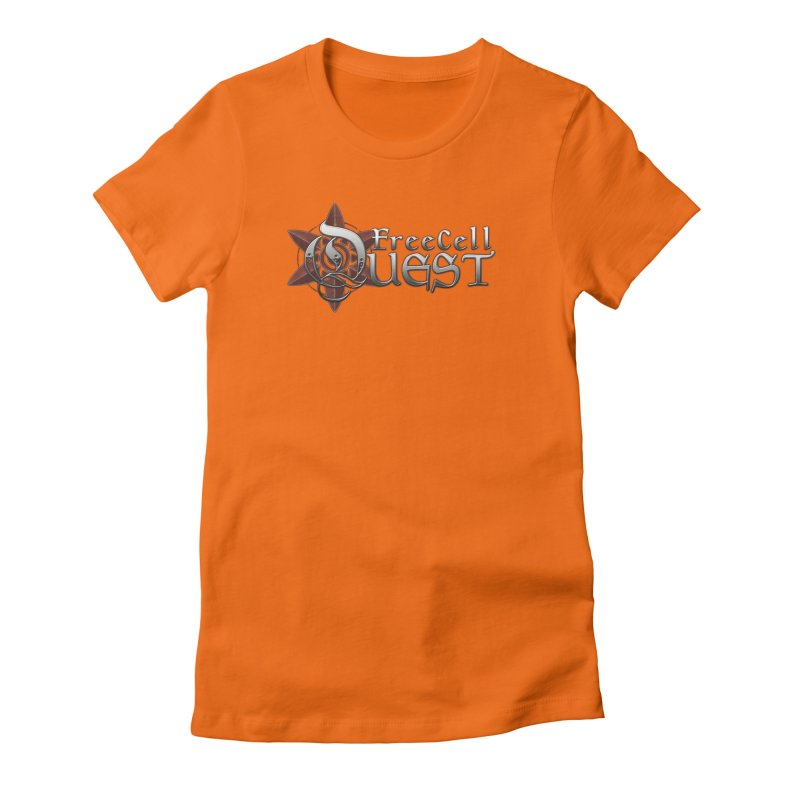 FreeCell Quest Merch Women's T-Shirt by Legend Studio Shop