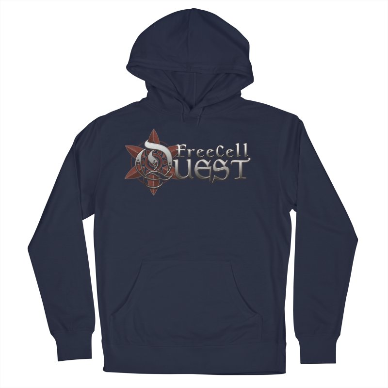 FreeCell Quest Merch Women's French Terry Pullover Hoody by Legend Studio Shop