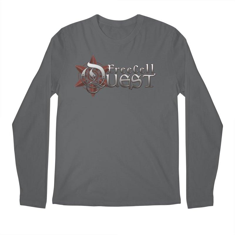 FreeCell Quest Merch Men's Longsleeve T-Shirt by Legend Studio Shop