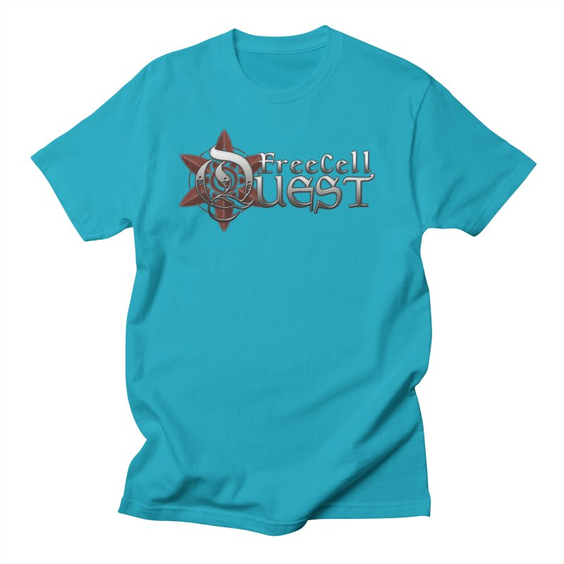 FreeCell Quest Merch Men's Regular T-Shirt by Legend Studio Shop