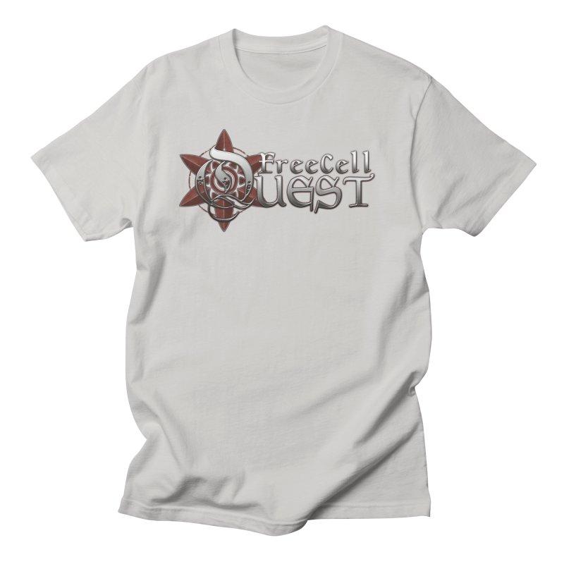 FreeCell Quest Merch Men's Regular T-Shirt by Legend Studio Shop