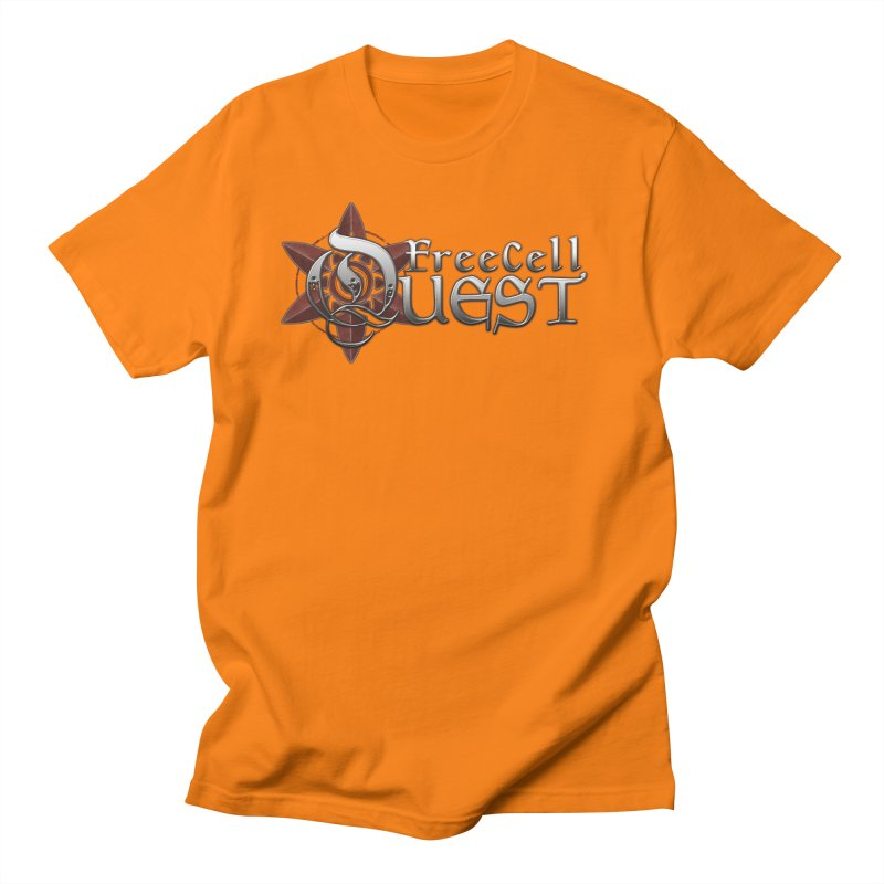 FreeCell Quest Merch Men's T-Shirt by Legend Studio Shop