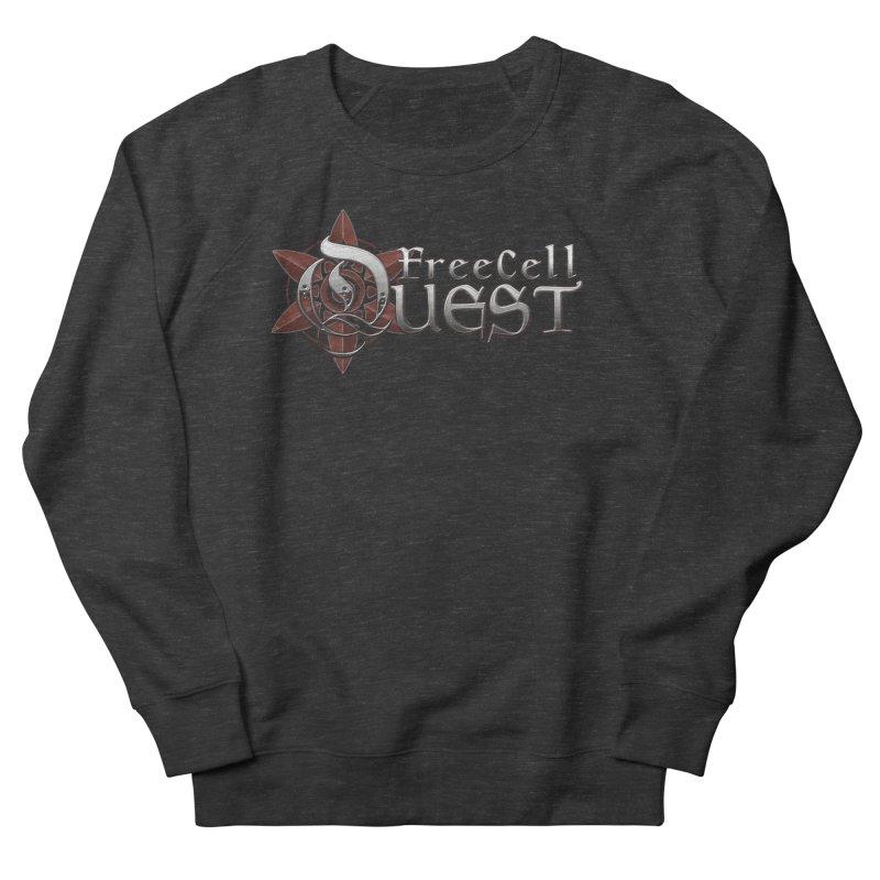FreeCell Quest Merch Women's French Terry Sweatshirt by Legend Studio Shop