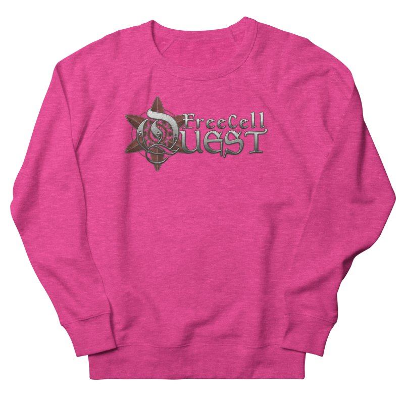 FreeCell Quest Merch Women's Sweatshirt by Legend Studio Shop