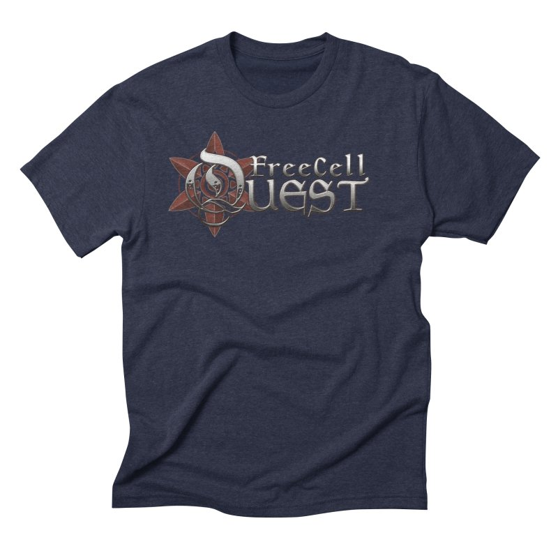 FreeCell Quest Merch Men's Triblend T-Shirt by Legend Studio Shop