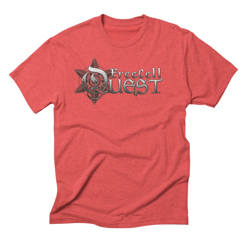 FreeCell Quest Merch Men's T-Shirt by Legend Studio Shop