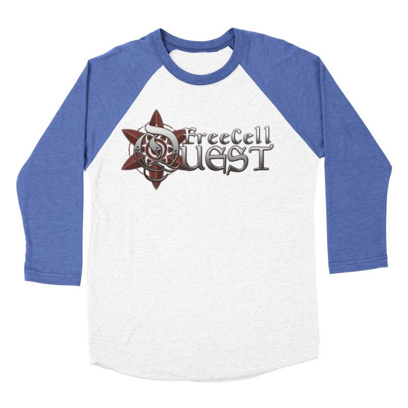 FreeCell Quest Merch Women's Baseball Triblend Longsleeve T-Shirt by Legend Studio Shop
