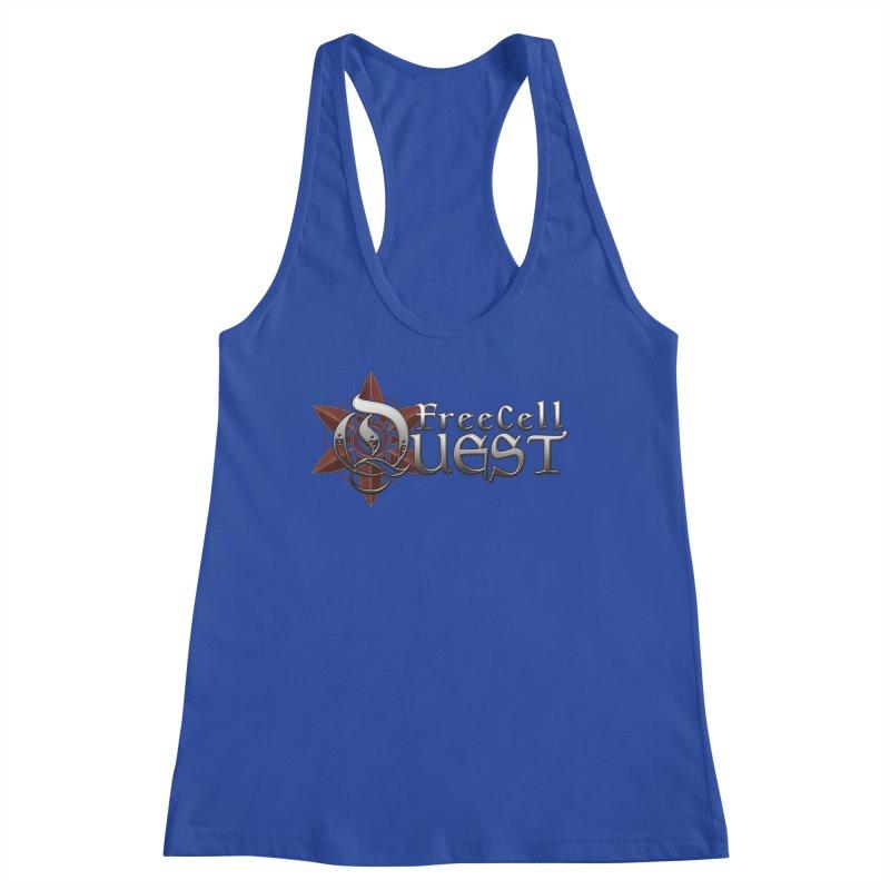 FreeCell Quest Merch Women's Tank by Legend Studio Shop