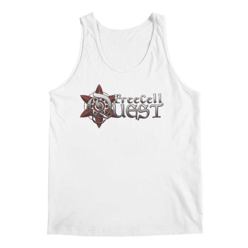 FreeCell Quest Merch Men's Tank by Legend Studio Shop
