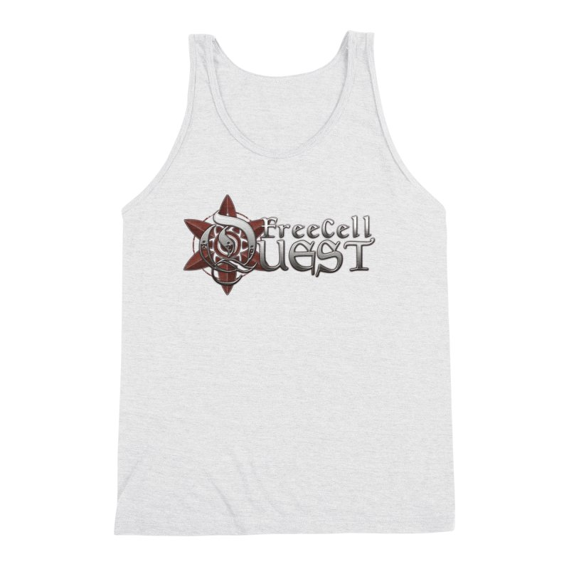 FreeCell Quest Merch Men's Triblend Tank by Legend Studio Shop