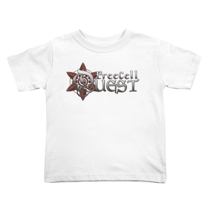 FreeCell Quest Merch Kids Toddler T-Shirt by Legend Studio Shop