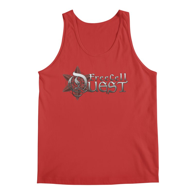 FreeCell Quest Merch Men's Regular Tank by Legend Studio Shop