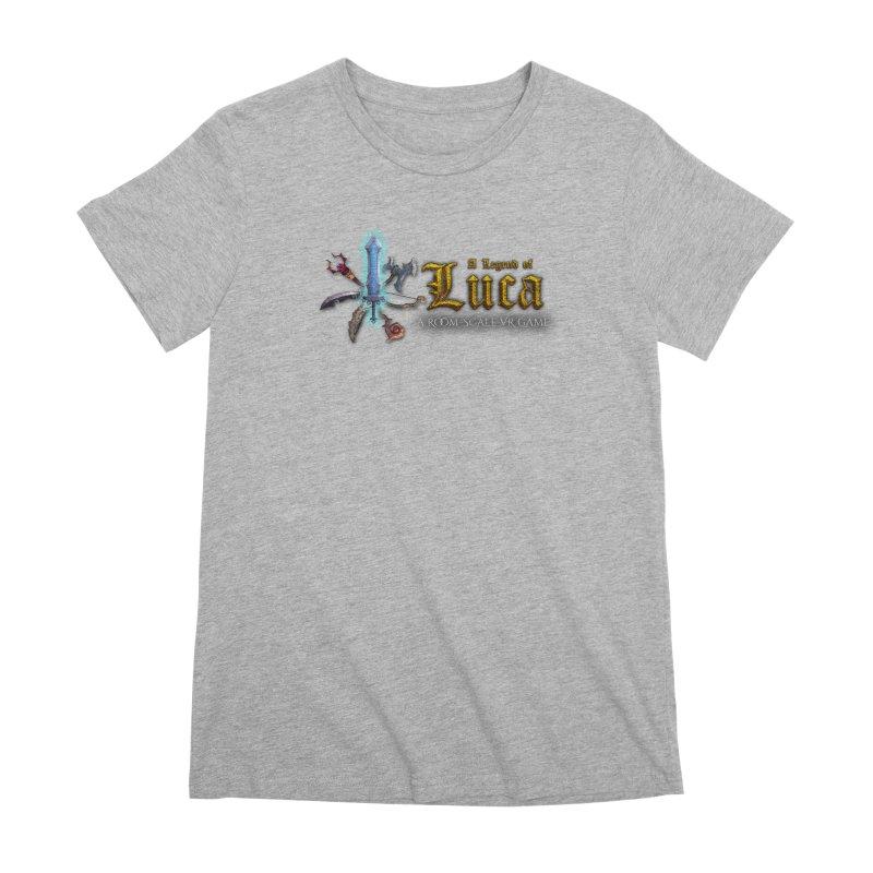 A Legend of Luca Merch Women's Premium T-Shirt by Legend Studio Shop
