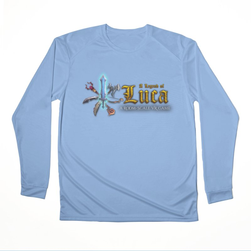 A Legend of Luca Merch Men's Longsleeve T-Shirt by Legend Studio Shop