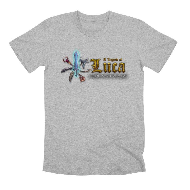 A Legend of Luca Merch Men's Premium T-Shirt by Legend Studio Shop