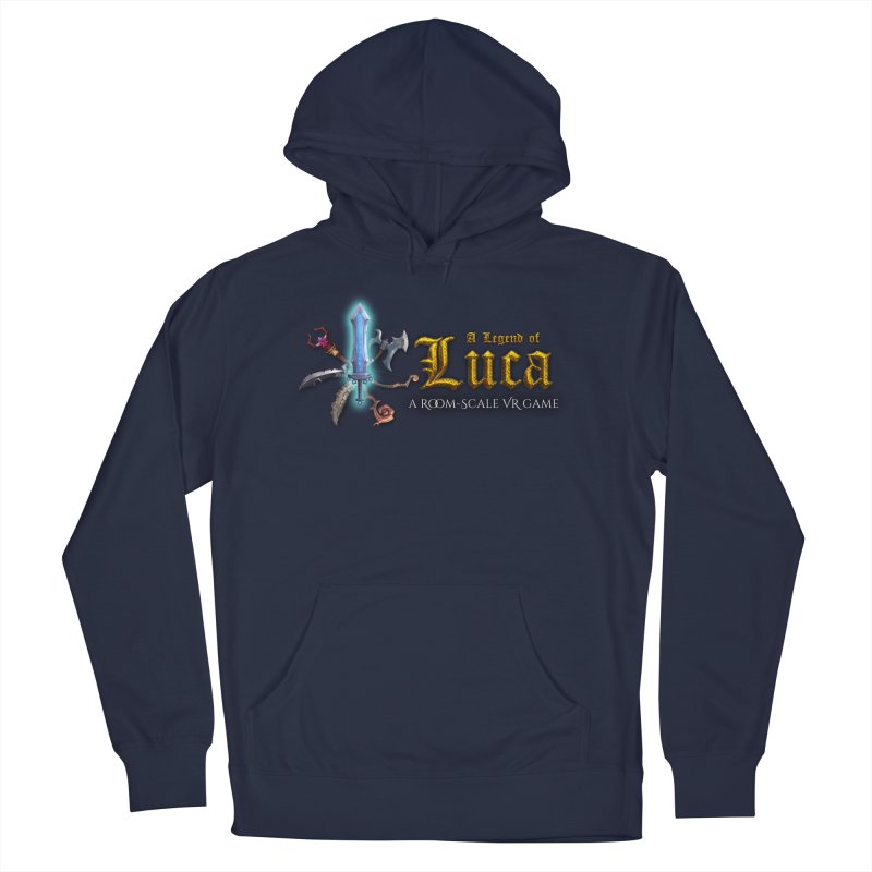 A Legend of Luca Merch Men's Pullover Hoody by Legend Studio Shop