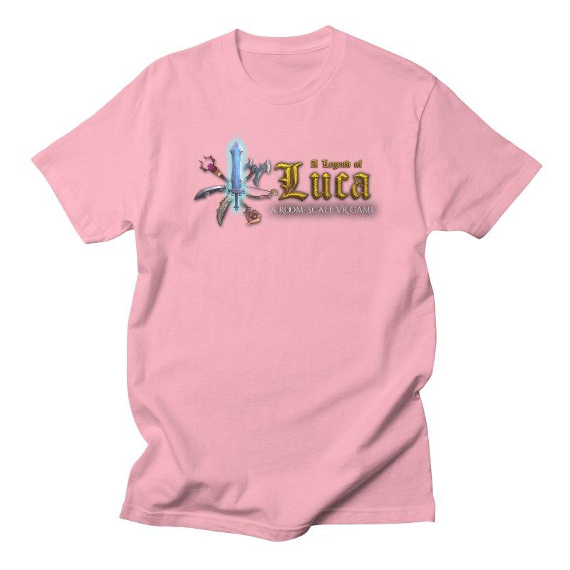 A Legend of Luca Merch Women's Regular Unisex T-Shirt by Legend Studio Shop
