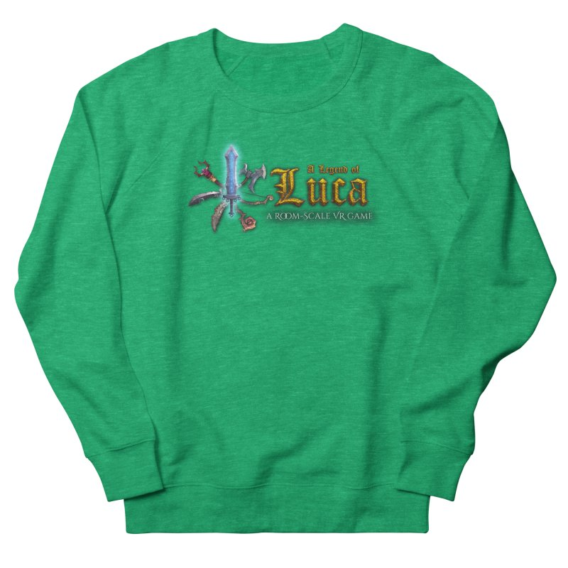 A Legend of Luca Merch Women's Sweatshirt by Legend Studio Shop