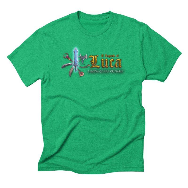 A Legend of Luca Merch Men's T-Shirt by Legend Studio Shop