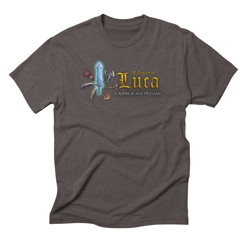 A Legend of Luca Merch Men's T-Shirt by Legend Studio Shop