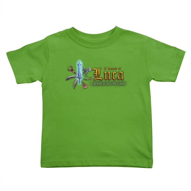 A Legend of Luca Merch Kids Toddler T-Shirt by Legend Studio Shop