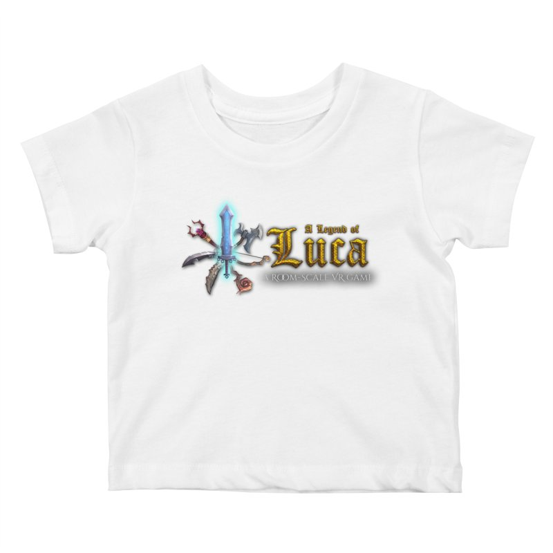A Legend of Luca Merch Kids Baby T-Shirt by Legend Studio Shop