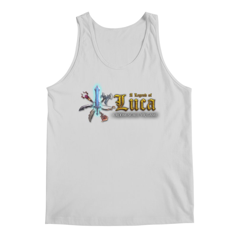 A Legend of Luca Merch Men's Regular Tank by Legend Studio Shop