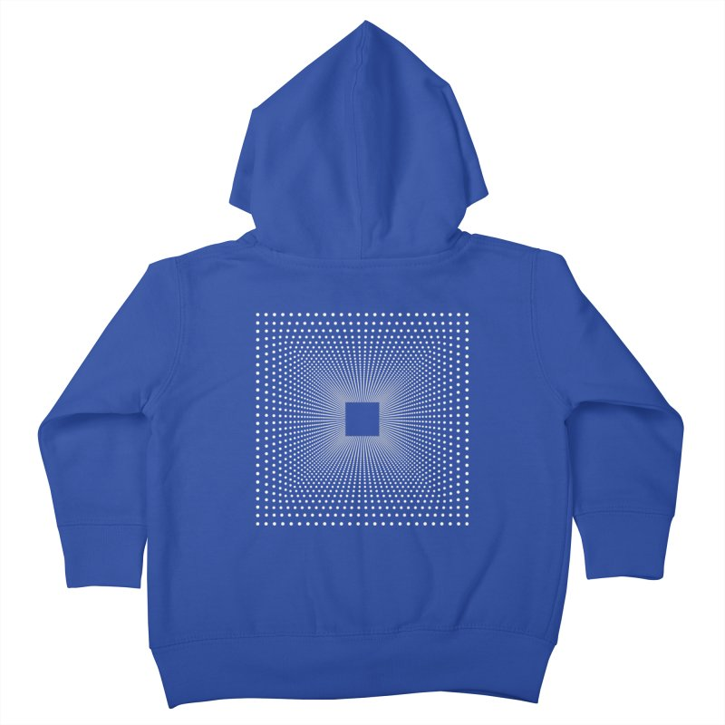 Future Teleportation Kids Toddler Zip-Up Hoody by LEMATWORKS Shop