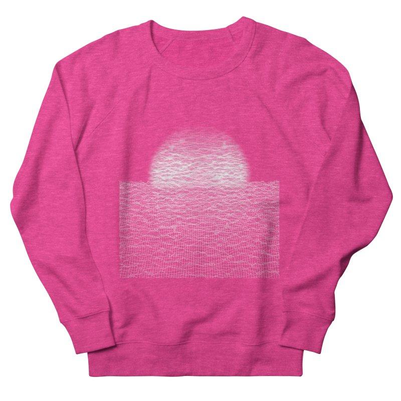 Cyber Ocean Women's Sweatshirt by LEMATWORKS Shop
