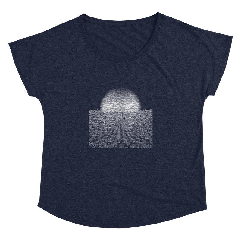 Cyber Ocean Women's Dolman by LEMATWORKS Shop