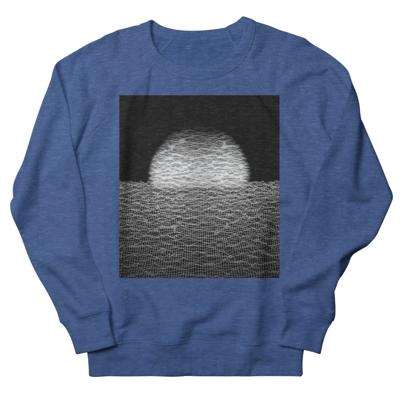 Cyber Ocean 2 -BG Black- Women's Sweatshirt by LEMATWORKS Shop