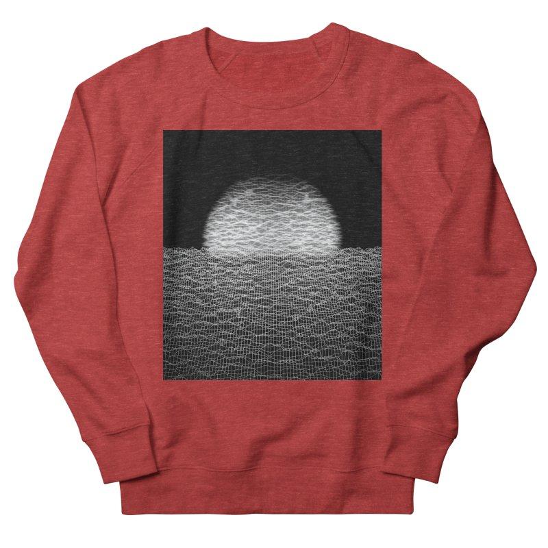 Cyber Ocean 2 -BG Black- Women's Sweatshirt by LEMATWORKS Shop