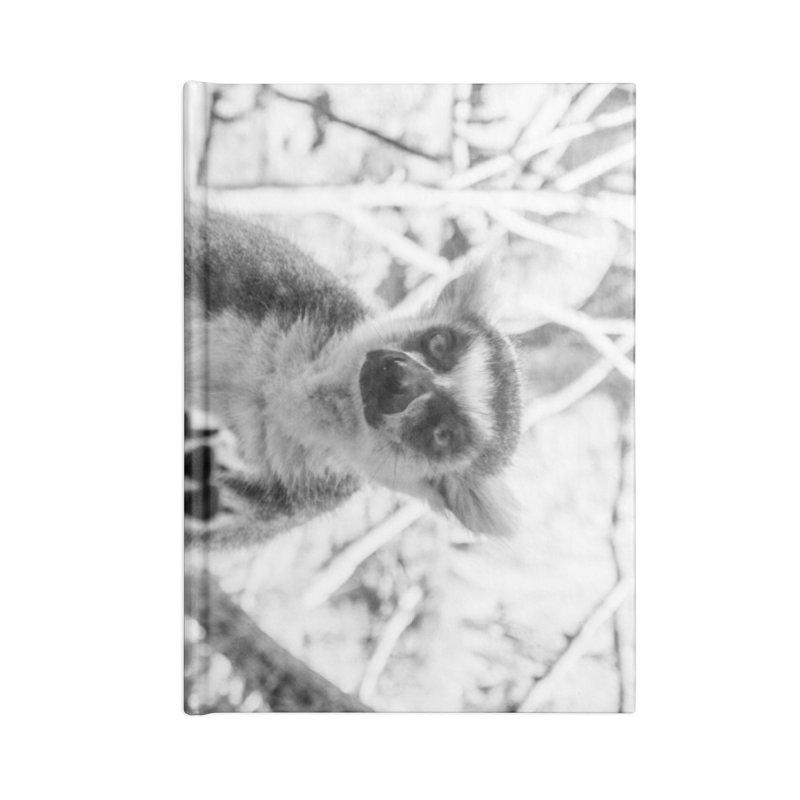 Lemur. Cool. Blank Journal. Accessories Notebook by Lemur. Cool.