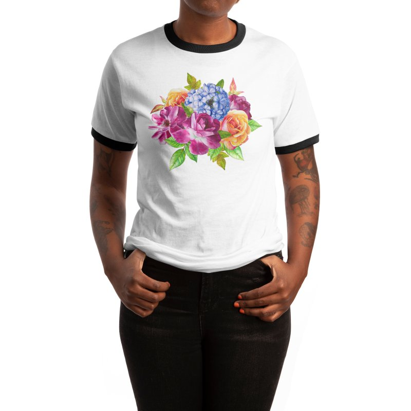 Botany 2 Women's T-Shirt by Lena_Graphic Artist Shop