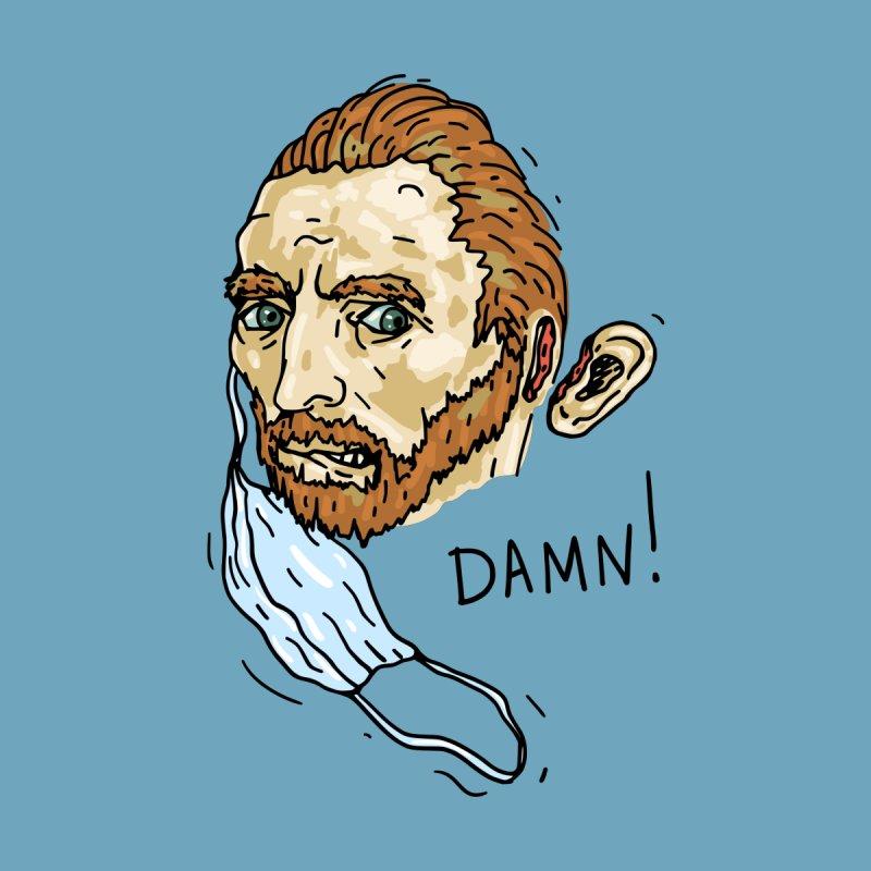 Vincent Cuts Off His Ear During A Pandemic Men's T-Shirt by Lena_Graphic Artist Shop