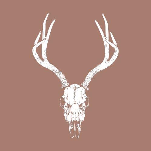 Design for Deer Skull